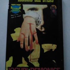 Jocuri Demonice de Richard Lee Byers - Carte Horror