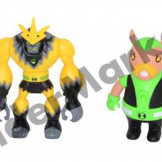 Ben 10 - set doua figurine Omniverse 7 cu proiectie - Figurina Desene animate