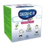Calciu 500 + C +D3 Kids 20 dz Fiterman Pharma