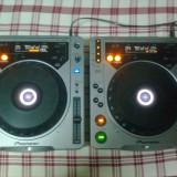 Vand playere Pioneer CDJ 800/DJM