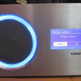 Aparat radio Grundig, Digital - RADIO GRUNDIG GRR 23 INTERNET RADIO