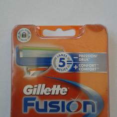 REZERVE GILLETTE FUSION /5 BUC/ ORIGINALE 100%