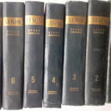 Carte de colectie - LENIN - OPERE COMPLETE (VOLUMELE 1-16, 19, 21-24 SI 26) - TOTAL 21 VOLUME