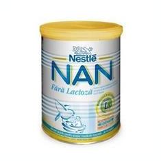 Lapte Praf Nan fara Lactoza Nestle 400gr Cod: 7613034909466