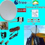 Antena HD Camping-TIR/Camion-Rulota-Camping
