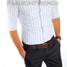 Camasa tip Zara - camasa barbati - camasa slim - cod 4714