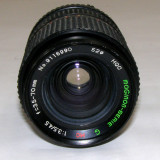 Obiectiv Maginon 35-70mm 1:3.5/4.5 pentru piese sau reparat - Obiective RF (RangeFinder)