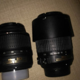Vand obiectiv 55-200mm f/4-5.6G AF-S DX VR NIKKOR - Obiectiv DSLR Nikon, Altul, Autofocus, Nikon FX/DX, Stabilizare de imagine