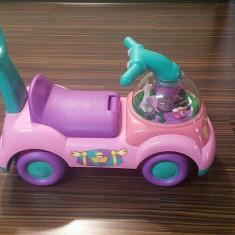 Fisher Price Masinuta Impingator Princess Ride-On - Antemergator Little People - Masinuta de jucarie Altele
