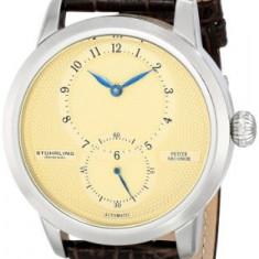 Stuhrling Original Men's 766 01 | 100% original, import SUA, 10 zile lucratoare a12107 - Ceas barbatesc Stuhrling, Mecanic-Automatic