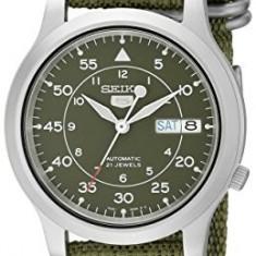 Seiko Men's SNK805 Seiko 5 | 100% original, import SUA, 10 zile lucratoare a12107 - Ceas barbatesc Seiko, Mecanic-Automatic