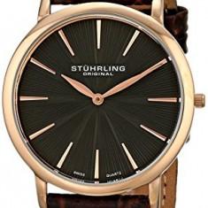 Stuhrling Original Men's 682 04 | 100% original, import SUA, 10 zile lucratoare a12107 - Ceas barbatesc Stuhrling, Quartz