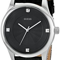 GUESS Men's U0539G1 Dressy Black   100% original, import SUA, 10 zile lucratoare a12107 - Ceas barbatesc Guess, Quartz