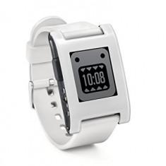Pebble Smartwatch White | Se aduce la comanda din SUA, 10 zile lucratoare | a53007