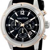 Nautica Men's N17654G Analog Display   100% original, import SUA, 10 zile lucratoare a12107