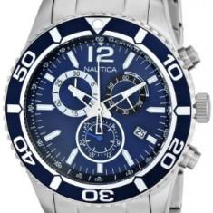 Nautica Men's N16665G NST 09   100% original, import SUA, 10 zile lucratoare a12107 - Ceas barbatesc Nautica, Quartz