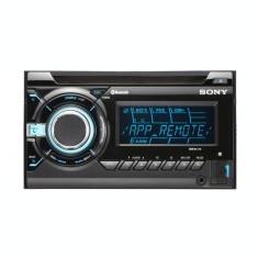 CD Player MP3 auto - Sistem auto Sony WX-GT90BT.EUR - CD MP3 player auto 2DIN, Bluetooth, USB; Control direct iPhone iPod; App Remote pentru iPhone