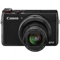 Aparat Foto compact - Aparat foto digital Canon PHOTO CAMERA CANON G7x BLACK AJ9546B002AA