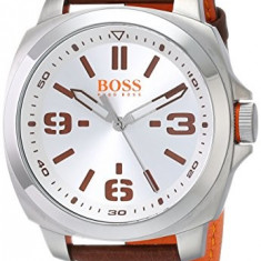 BOSS Orange Men's 1513097 BRISBANE | 100% original, import SUA, 10 zile lucratoare a22207 - Ceas barbatesc Hugo Boss, Quartz