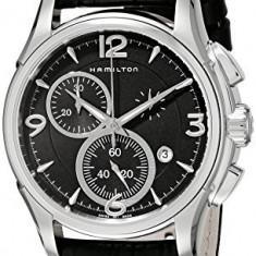 Hamilton Men's H32612735 Jazzmaster Black   100% original, import SUA, 10 zile lucratoare a32207 - Ceas barbatesc Hamilton, Quartz