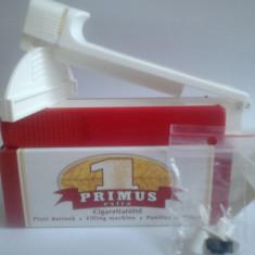 Aparat rulat tigari - Aparat pentru injectat tutun in tigari marca Primus