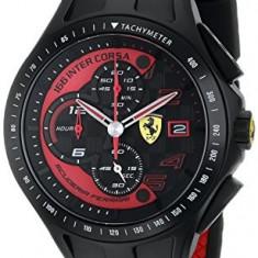 Ferrari Men's 0830077 Race Day   100% original, import SUA, 10 zile lucratoare a32207 - Ceas barbatesc Ferrari, Quartz