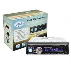 CD Player MP3 auto - Resigilat - Radio MP3 player auto PNI Clementine 8425 1 DIN cu SD si USB