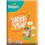 PAMPERS Scutece Sleep&Play 5 Junior Value Pack 42 buc