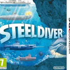 Jocuri Nintendo 3DS - Joc consola Nintendo Steel Diver pentru 3DS