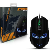 Mouse Canyon CND-SGM7B Tyrant Gaming, optic USB, 3200dpi, negru