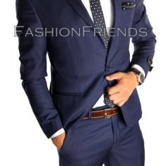 Costum tip ZARA - sacou + pantaloni - costum barbati casual office - 4880