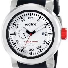 Red line Men's RL-50046-02BK-BKST Torque | 100% original, import SUA, 10 zile lucratoare a12107 - Ceas barbatesc Red Line, Mecanic-Automatic