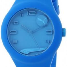 PUMA Men's PU103001003 Form Blue | 100% original, import SUA, 10 zile lucratoare a42707 - Ceas barbatesc Puma, Quartz