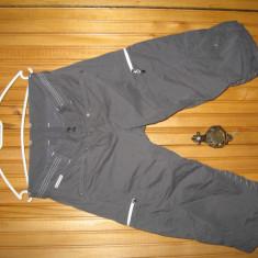 Pantaloni dama, Trei-sferturi - Pantaloni vara trei sferturi Peak Performance - dama S - hiking outdoor