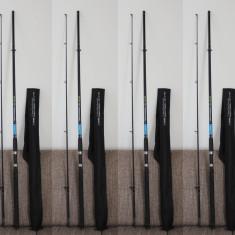 Lanseta - Set 4 Lansete Oxygen Select X-treme Blank 2, 1 Metri Actiune 60-120 grame New !