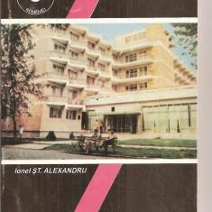 (C5952) LACU SARAT DE IONEL ST. ALEXANDRU - Carte Monografie