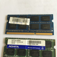 Memorie RAM A-data pt Macbook Pro 2011, 2 x 2GB, DDR 3, 1333 mhz, Dual channel