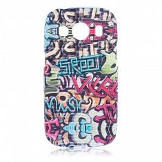 Husa silicon TPU Samsung Galaxy Ace Style LTE G357FZ Street Graffiti