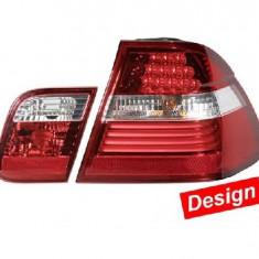 Set lumini spate BMW 3 E46 PRODUCATOR HELLA 2SK 009 987 801