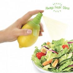 Set 2 storcatoare de citrice cu spray pulverizator Storcator lamaie