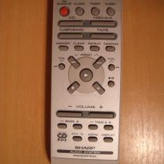 Telcomanda Sharp RRMCG0057SJSA - Telecomanda aparatura audio