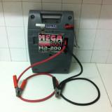 Redresor Auto - Robot de Pornire Marca MEGA BOOST MB-800 12-24 Volti