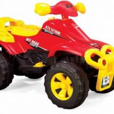 Masinuta electrica copii - ATV electric 6V cu pedala acceleratie Dolu