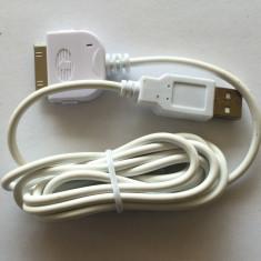 Cablu USB Apple iPhone, iPod, iPad - Cablu de date Apple, iPhone 3G/3GS