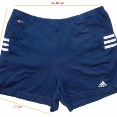 Pantaloni scurti sport ADIDAS ClimaLite (dama XL spre 2XL) cod-260186 - Pantaloni dama Adidas, Marime: XL/XXL, Culoare: Alta