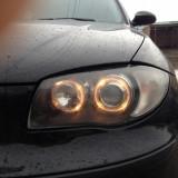 Set faruri Agel Eyes BMW seria 1, 1 (E81, E87) - [2004 - 2013]