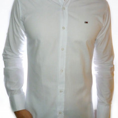 Camasa barbati - Camasa Tommy Hilfiger - camasa alba - diferite culori - CALITATE GARANTATA