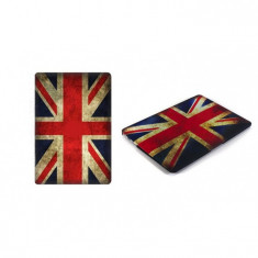 Husa protectie Macbook Pro 13.3 UK Flag - Husa laptop