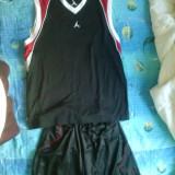 Compleu Trening Baket Jordan - Trening barbati Jordan, Marime: XL, Culoare: Negru