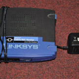 Linksys BEFSR41 - EtherFast Cable/DSL Router with 4-Port Switch, Porturi LAN: 4
